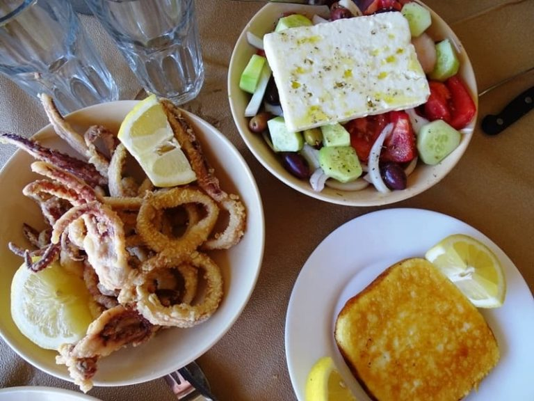 Where to eat in Mani Peloponnese