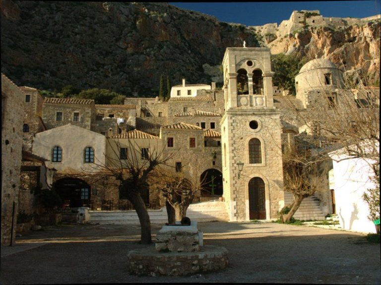 Top Places To Visit In Mani – Peloponnese Greece
